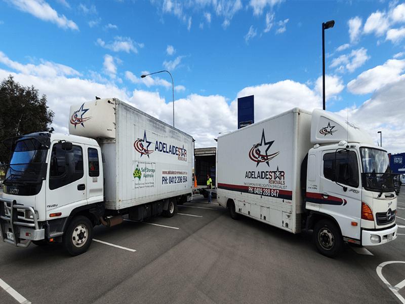 Adelaide Star Tailgate trucks